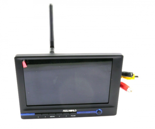 7 inch 5.8G Receiver Integrated FPV Monitor