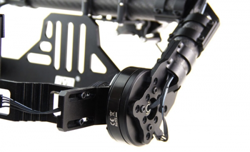 3-Axis Camera Brushless Gimbal for Canon 5D2/ MSLR Kit W/ 3x Motors - Aerial Photography Edition