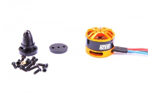 DYS BE1806 / 2300KV 2-3S Outrunner Brushless Motor for Mini Multicopters