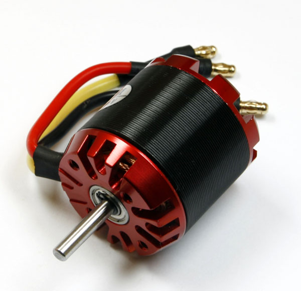 1400KV Outrunner Brushless Motor Type N3536/05