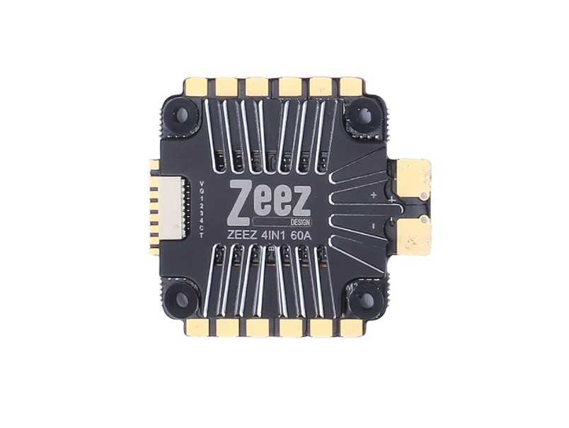 Башня Zeez Racing Zeez F7 FC - Zeez 60A 4-in-1 ESC