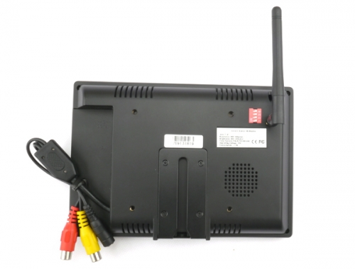 7 inch 5.8G Receiver Integrated Outdoor LED Monitor