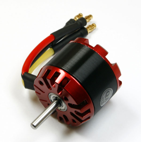 1100KV Outrunner Brushless Motor Type N3530/13
