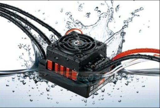 Hobbywing New Quicrun Water-proof 60 A ESC For1/10 Sport Car