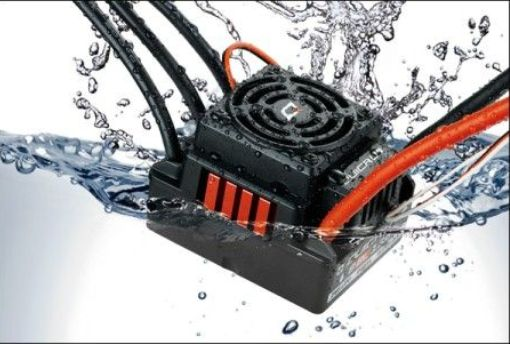 Hobbywing New Quicrun Water-proof 150 A ESC For1/8 Sport Car