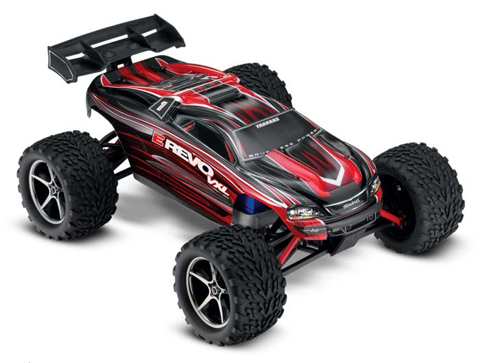 Traxxas E-Revo VXL 2.4Ghz RED