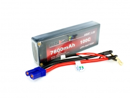 ONBO 7800mAh 2S 100C CAR Lipo Pack