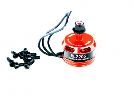 Мотор для мультикоптера (Racerstar Racing Edition) BL2205/2300KV СW