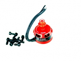 Мотор для мультикоптера (Racerstar Racing Edition) BL2205/2300KV СCW